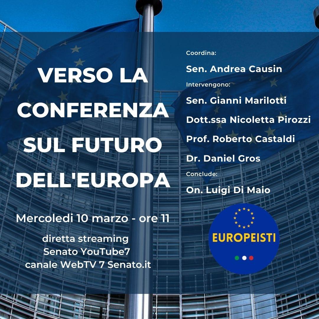 Verso il futuro dell'Europa