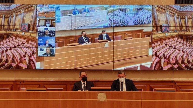 Il Quadro Finanziario Pluriennale 2021 2027 EUROPEISTI 3