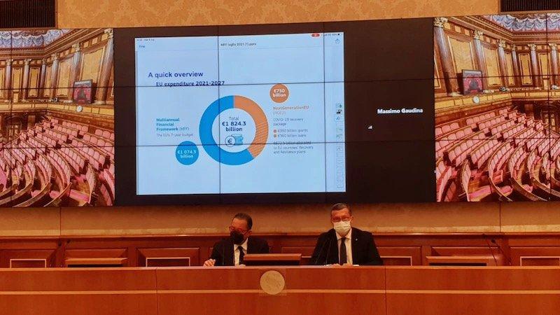 Il Quadro Finanziario Pluriennale 2021 2027 EUROPEISTI 8