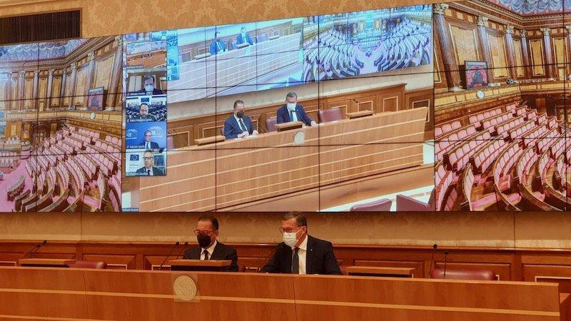 Il Quadro Finanziario Pluriennale 2021 2027 EUROPEISTI 9